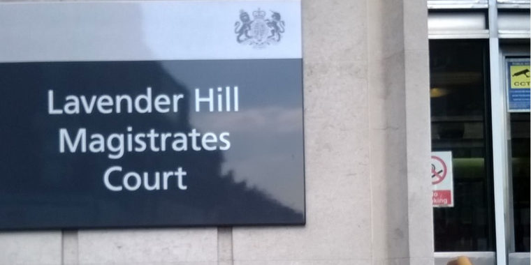 Lavender Hill Magistrates Court Professional Services