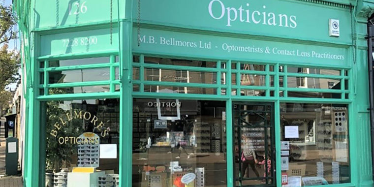 Bellmores Opticians Health & Beauty