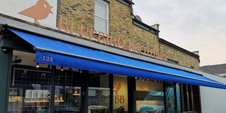 Bluebird Brothers Food & Drink
