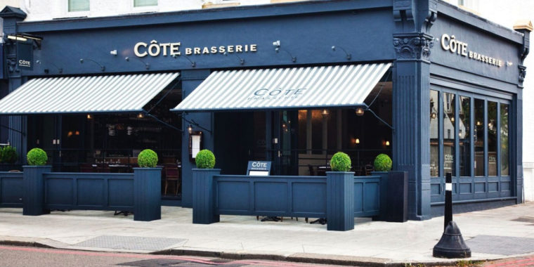 Côte Brasserie, Battersea Rise Food & Drink