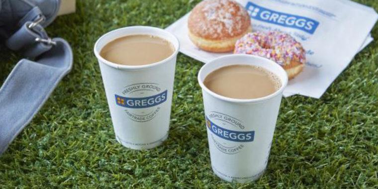 Greggs Food & Drink