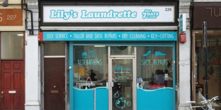 Lily's Laundrette Professional Services