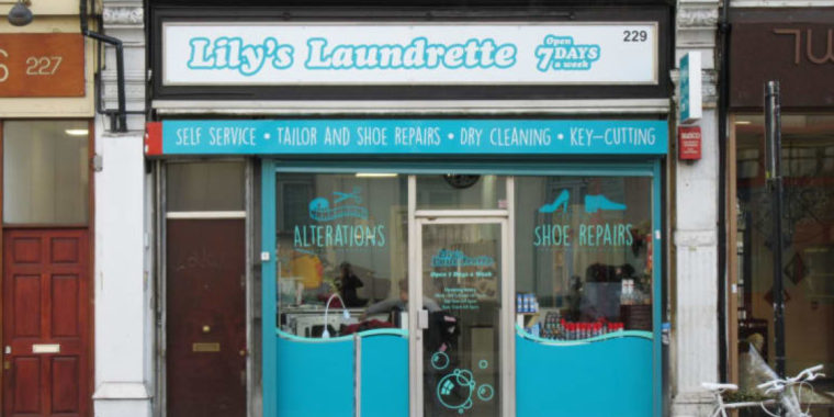 Lily's Laundrette Professional Services