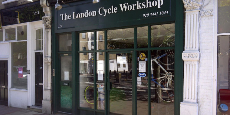 The London Cycle Workshop Professional Services