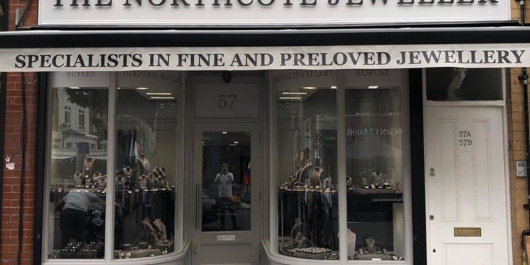 The Northcote Jeweller Shopping