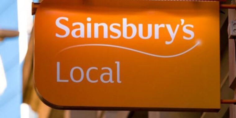 Sainsbury's Shopping