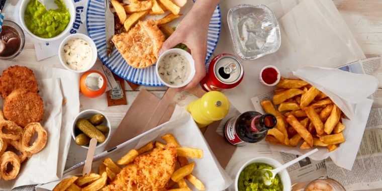 Sea Fare Fish Bar Food & Drink