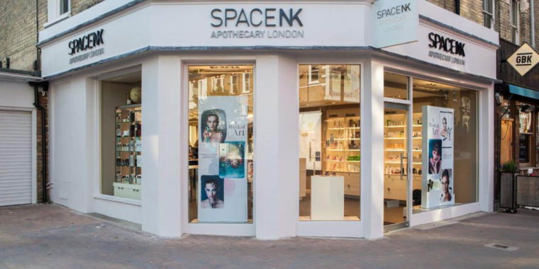 Space NK Shopping
