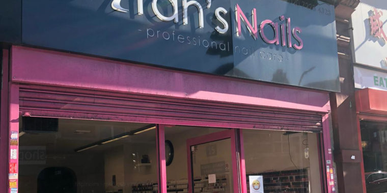 Tran's Nails Health & Beauty