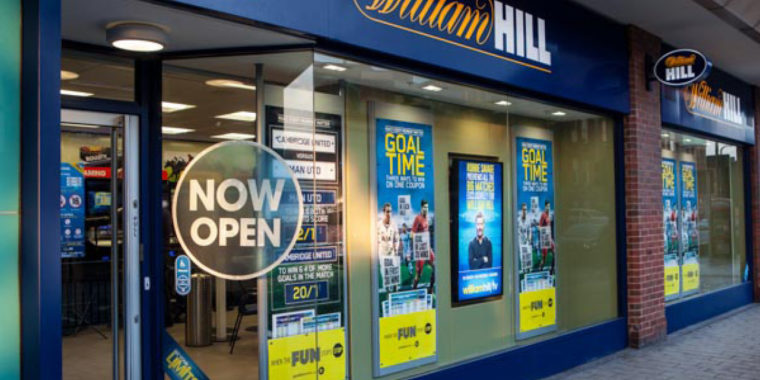 William Hill Shopping