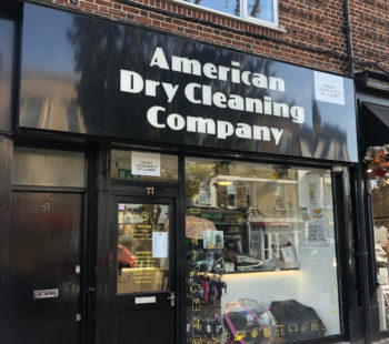 American Dry Cleaning Company Professional Services