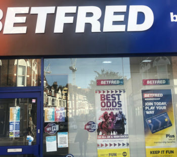 Betfred Shopping