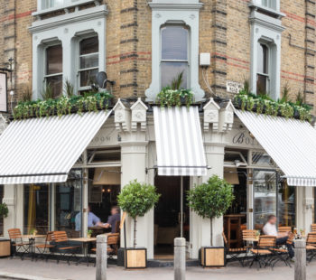The Bolingbroke Pub & Dining Room Food & Drink