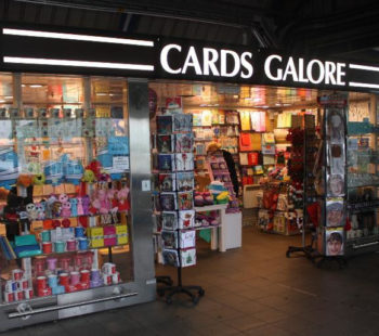 Cards Galore Shopping