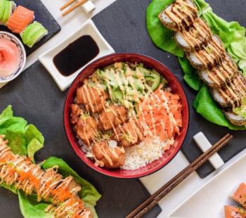 Choja Sushi Food & Drink