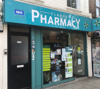 Clarke Pharmacy Health & Beauty