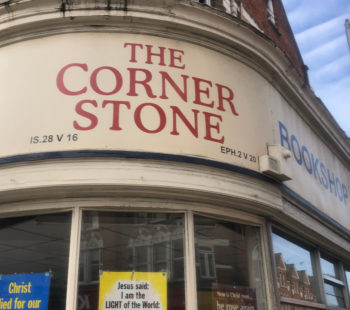 Cornerstone Bookshop Shopping