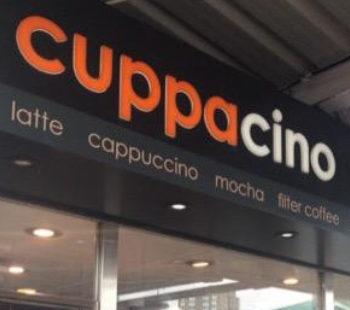 Cuppacino Platform 9/10 Food & Drink