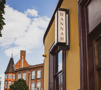 Hannah Battersea Food & Drink