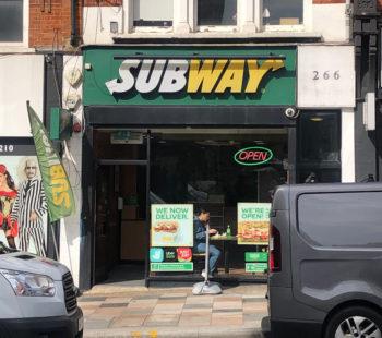 Subway Food & Drink