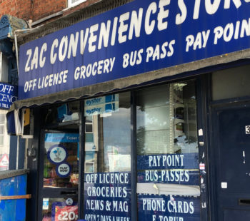 Zac's Convenience Store Shopping