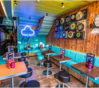 Adventure Bar Clapham Junction Food & Drink