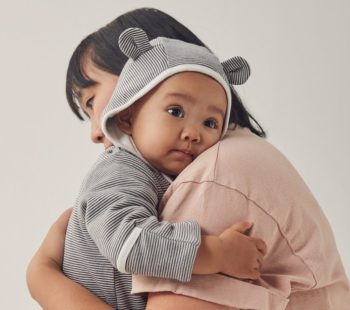 Baby Mori Shopping