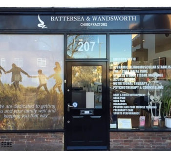 Battersea & Wandsworth Chiropractors Health & Beauty