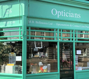 Bellmores Opticians Sports & Wellbeing