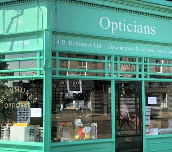 Bellmores Opticians Health & Beauty