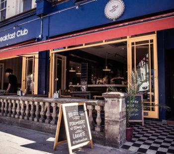 The Breakfast Club Food & Drink