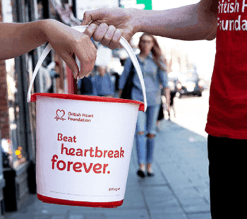 British Heart Foundation Shopping