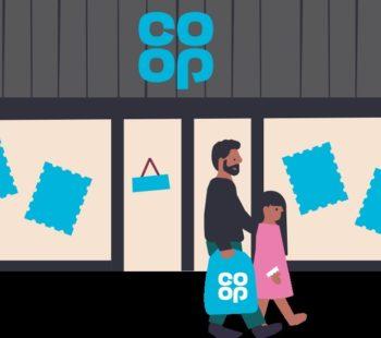 Co-op Food Shopping