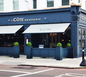 Côte Brasserie, Battersea Rise Food & Drink