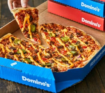 Domino's Food & Drink
