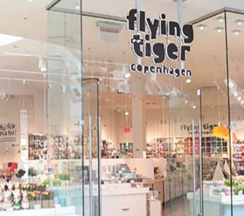 Flying Tiger Copenhagen Shopping