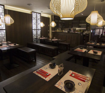 HANA Korean Restaurant Food & Drink