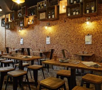 Humble Grape Battersea Food & Drink