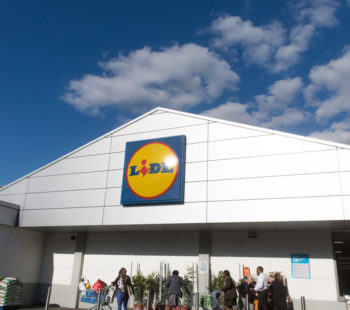 Lidl Shopping