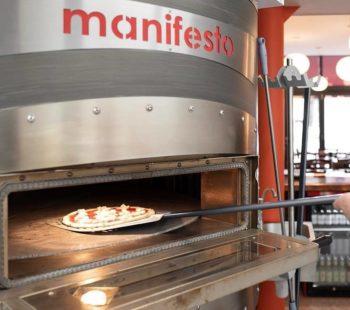 Manifesto Pizza Food & Drink