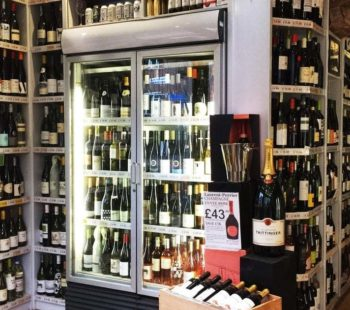 North and South Wines Shopping