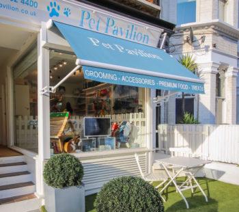 Pet Pavilion Professional Services