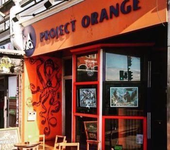 Project Orange Food & Drink