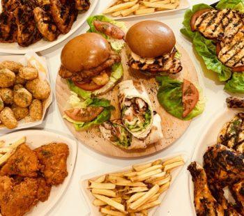 RIOT Chicken Food & Drink