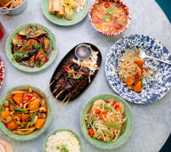 Rosa's Thai Cafe Food & Drink