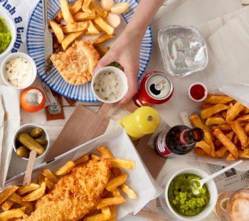 Sea Fare Fish Bar Food & Drink