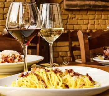 Taverna Trastevere Food & Drink