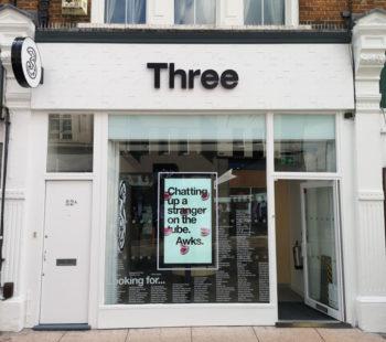 Three Shopping