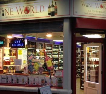 Wine World Food & Drink
