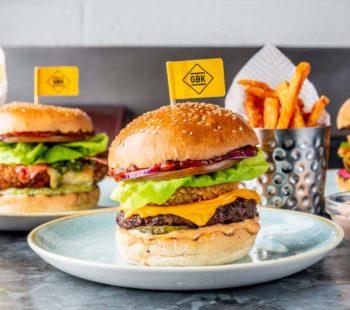 Gourmet Burger Kitchen Food & Drink